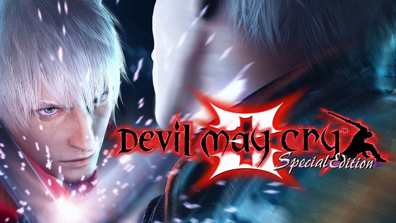 『Devil May Cry 3 Special Edition』