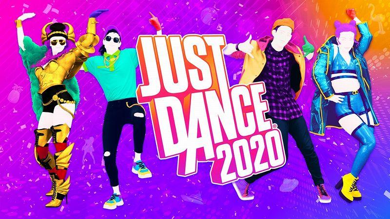 『ジャストダンス2020』
