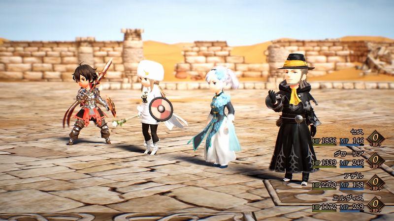 『Nintendo Direct mini 2020.3.26』ブレイブリーデフォルト2