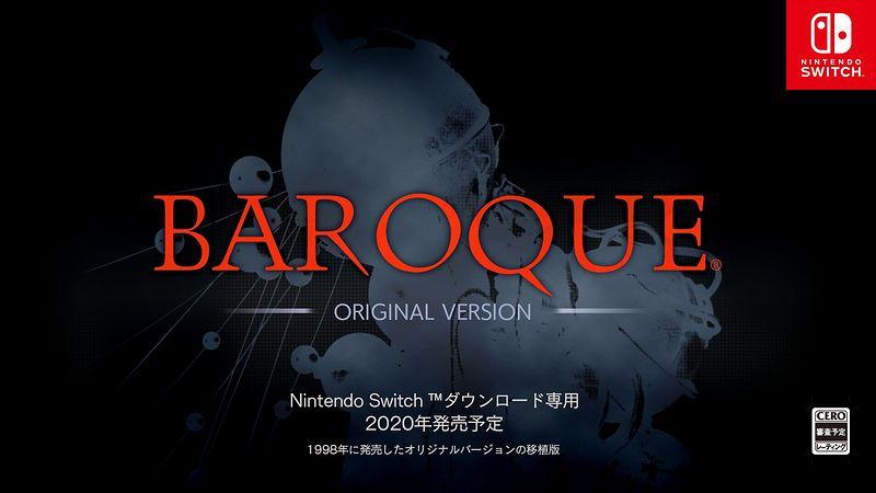 『BAROQUE(バロック)』