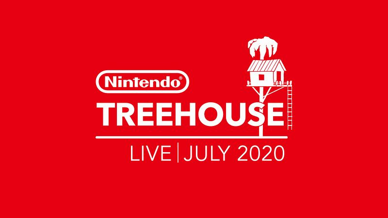 Nintendo TreehouseLive | July 2020
