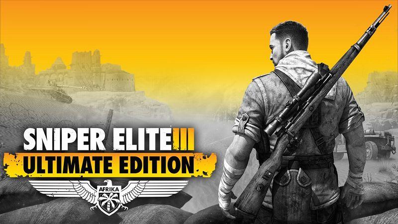 『Sniper Elite 3 Ultimate Edition』