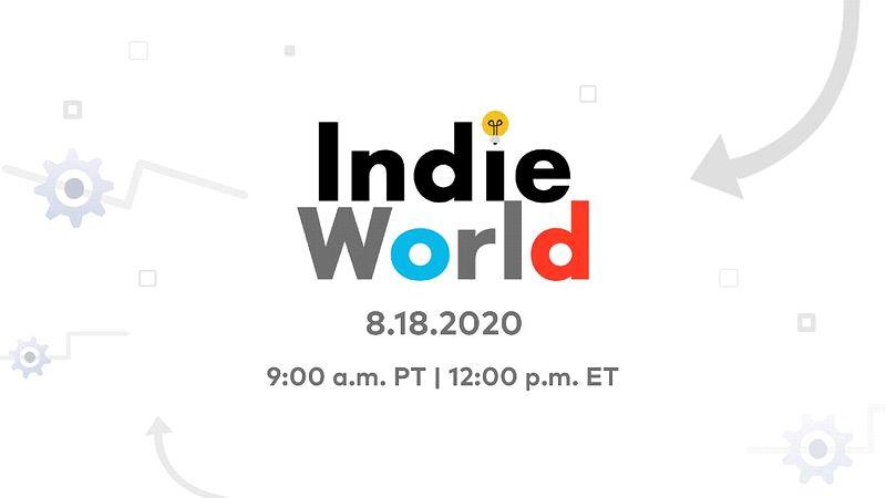 『Indie World 2020.08.18』