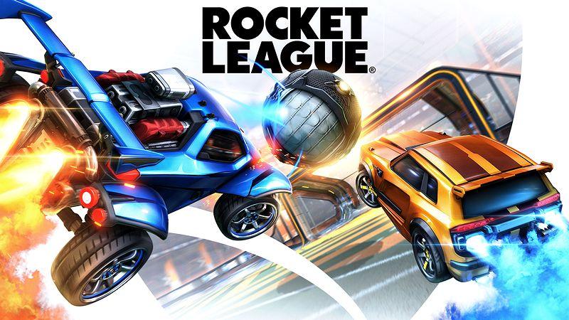『ロケットリーグ』