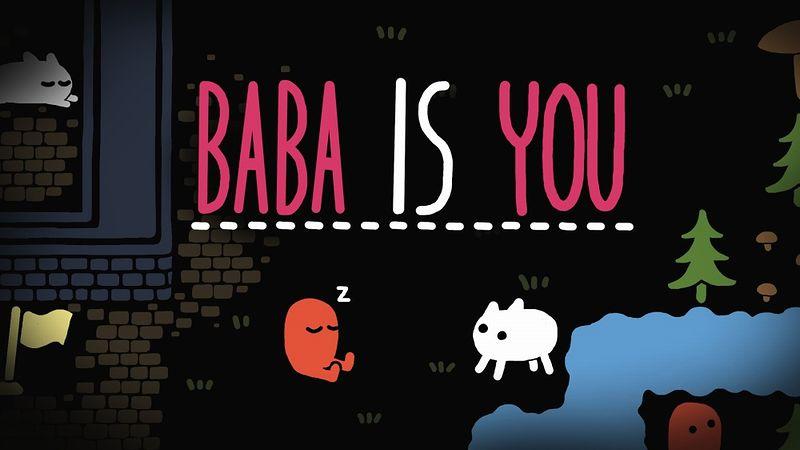 『Baba Is You』