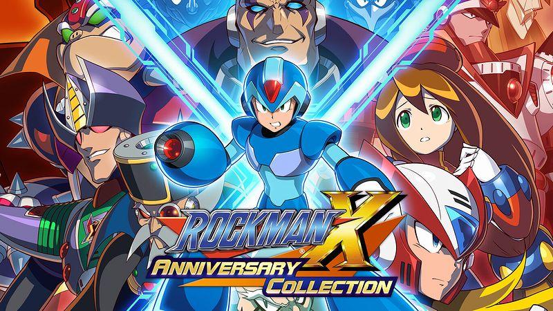『ロックマンX アニバーサリー コレクション』
