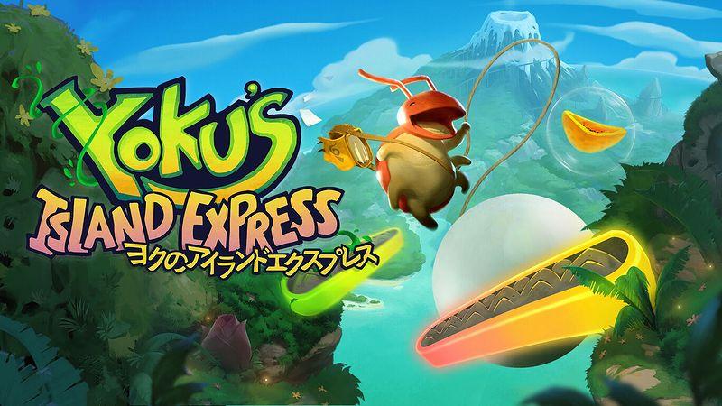 『Yoku's Island Express』