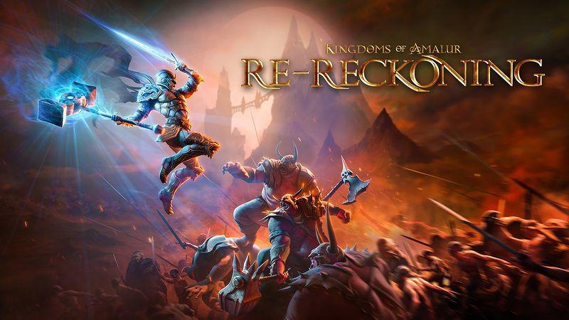 『Kingdoms of Amalur: Re-Reckoning』