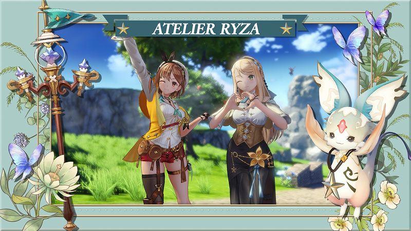『ライザのアトリエ2 ~失われた伝承と秘密の妖精~』フォトモード