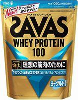 ザバス ホエイプロテイン100 ヨーグルト味【50食分】
