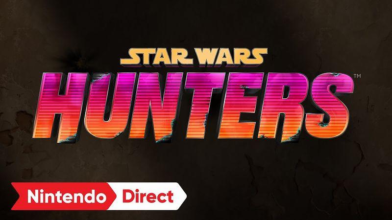 『Star Wars: Hunters』