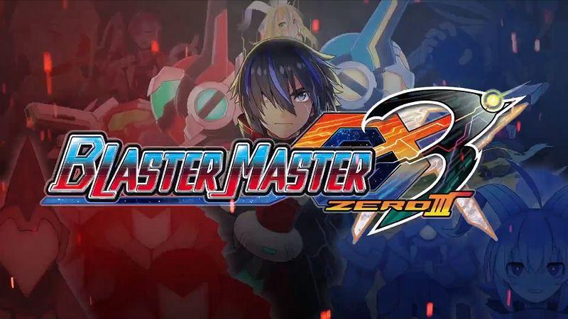 『ブラスターマスター ゼロ 3』