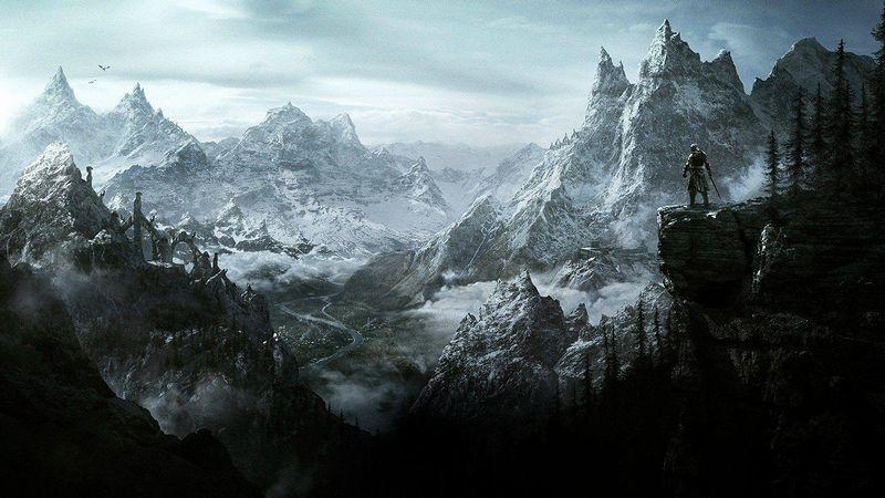 『The Elder Scrolls V: Skyrim』