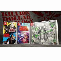 No More Heroes 3 KILLION DOLLAR TRILOGY