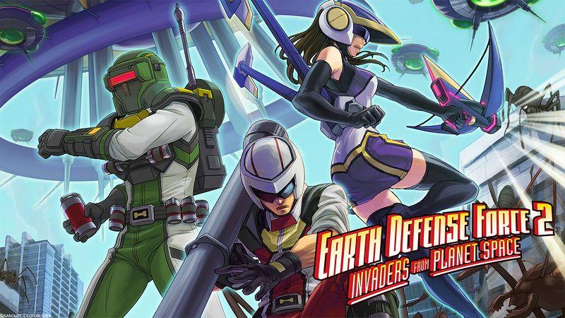 『地球防衛軍2』
