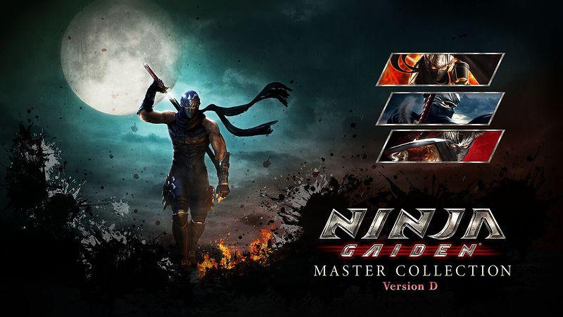 『NINJA GAIDEN: マスターコレクション Version D』