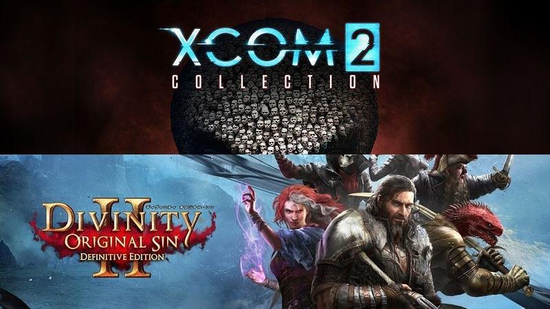 『X COM2』『ディヴィニティ2』
