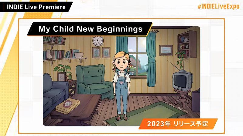『My Child New Beginnings』