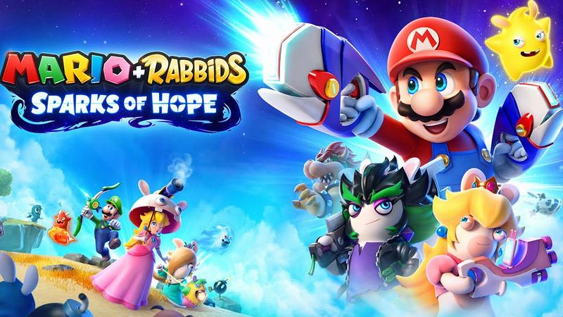 『Mario + Rabbids: Sparks of Hope』