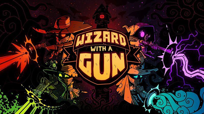 『Wizard with a Gun』