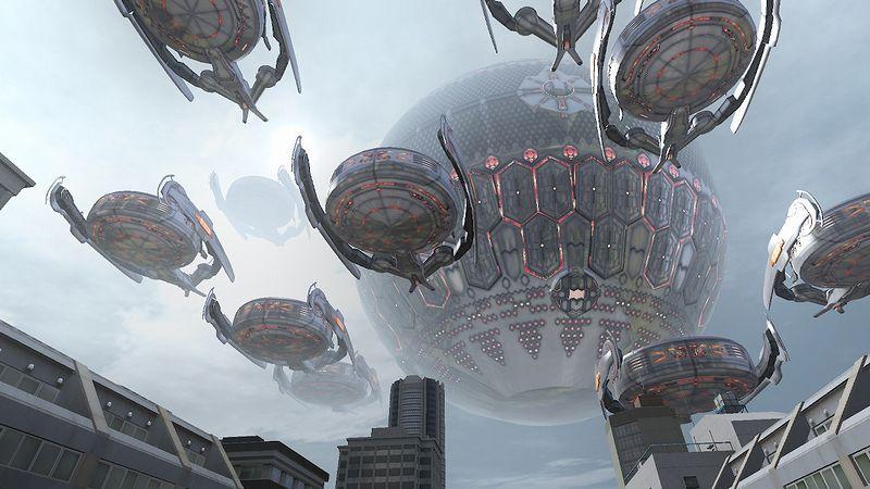 『地球防衛軍3』