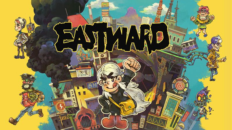 『Eastward』