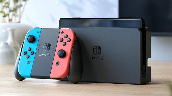 Nintendo Switch(ノーマルモデル)