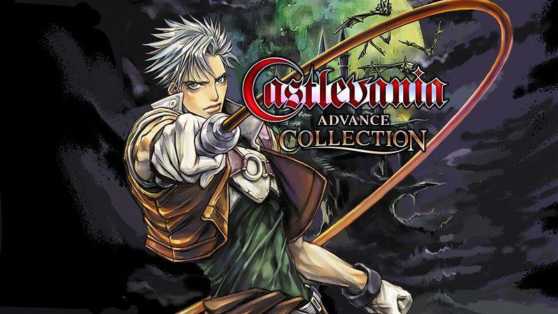 『Castlevania Advance Collection』