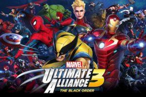 本日発売『Marvel Ultimate Alliance 3: The Black Order』発売後の反応・感想まとめ