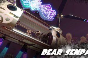 『スプラトゥーン2』ファイナルフェスの最後のミステリーゾーン「DEAR SENPAI」にて、『1』のメガホンレーザーが復活!