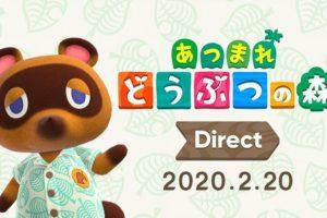 『あつまれ どうぶつの森 Direct 2020.2.20』まとめ!