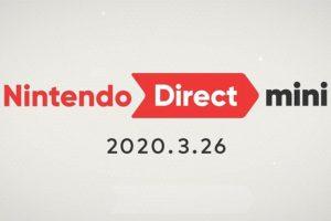 『Nintendo Direct mini 2020.3.26』告知なしでゲリラ配信!『ゼノブレDE』『ブレイブリーデフォルト2』『ポケモン剣盾』DLCなど!
