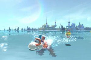『スーパーマリオ 3Dワールド』の「フューリーワールド」はオープンワールドなの?