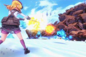 『ルーンファクトリー5』の戦闘画面が公開!