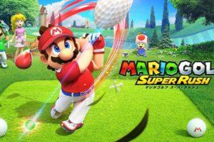 『マリオゴルフ スーパーラッシュ』1コースに18ホール全部入り!「ゼルダチームとお話をした」