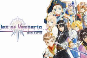 『テイルズ オブ ヴェスペリア REMASTER』Switch版がジワ売れして売上を伸ばしている模様